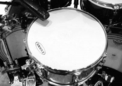 how to record a snare drum
